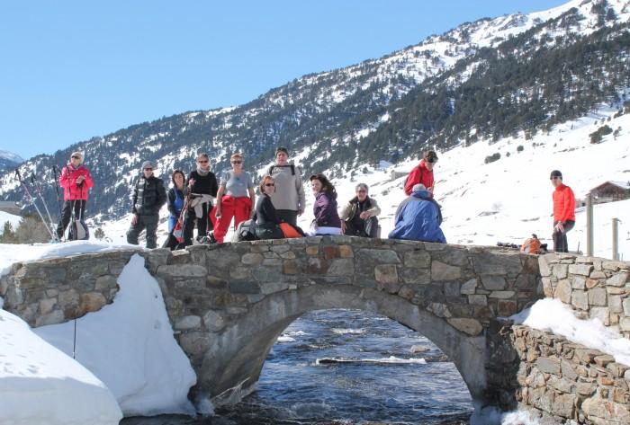 Soldeu (Andorra) Febrero de 2014